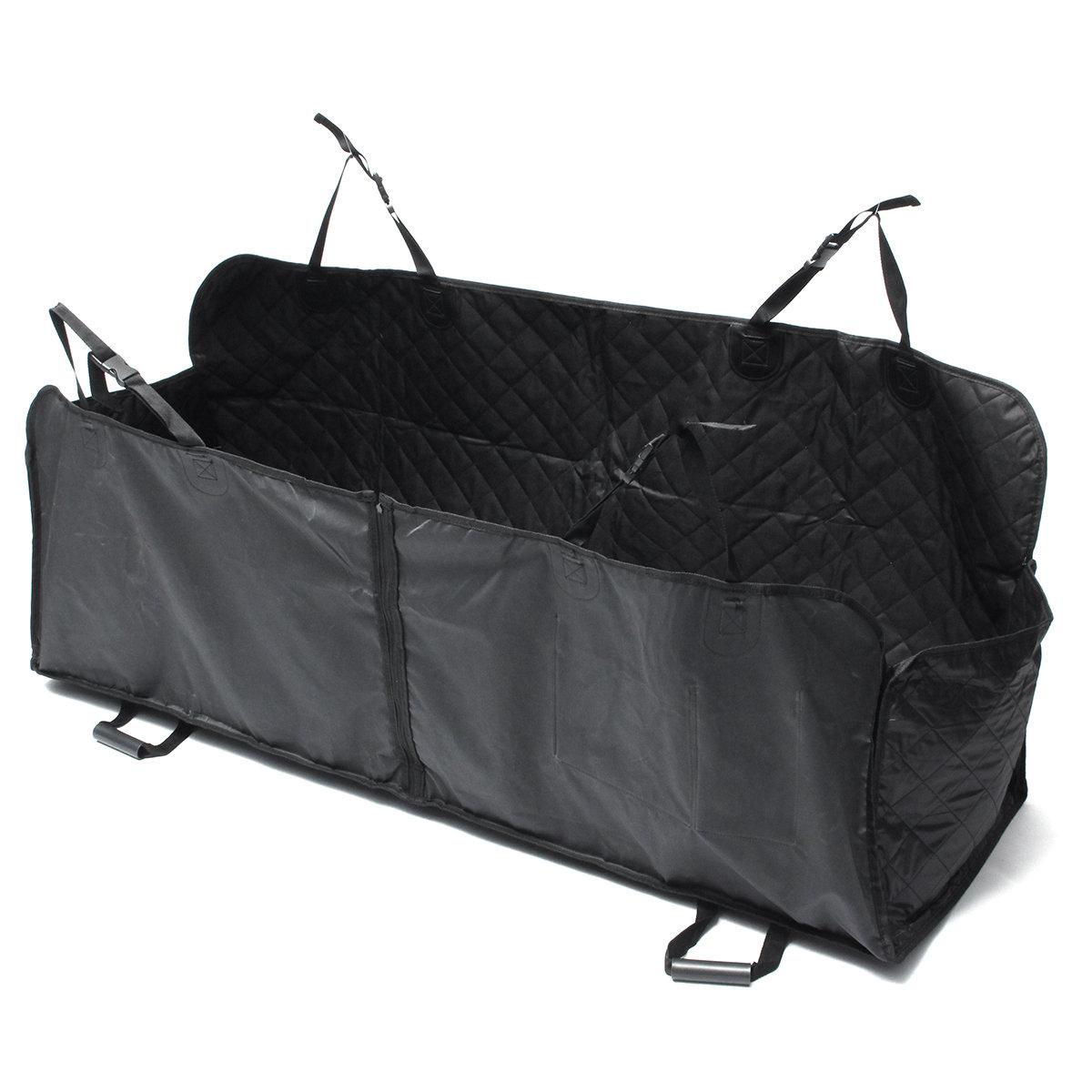 Pet Dog Car Rear Back Seat Protector Hammock Waterproof Safety Mat Cushion Cover