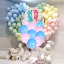 13 piezas set de globo decorativo
