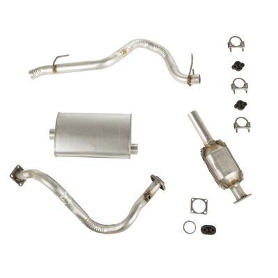 Omix-Ada Exhaust Kit - 17606.30
