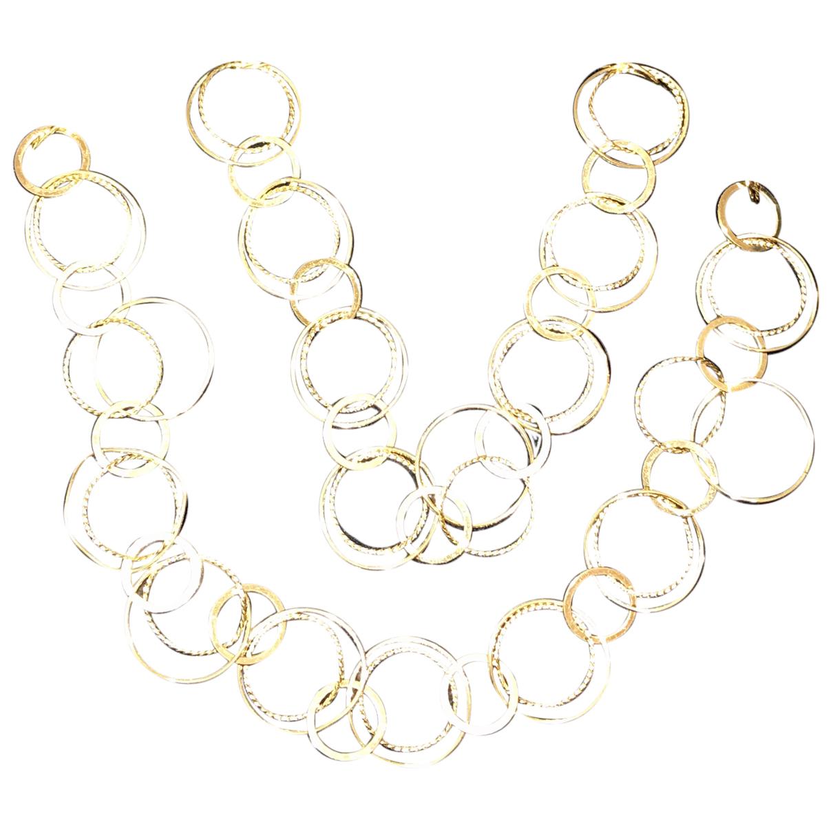 Sharra Pagano \N Kette in Gold und Stahl
