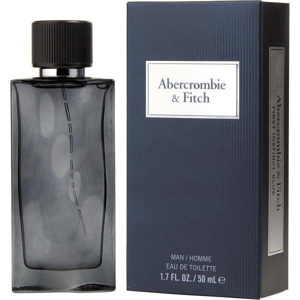 Instinct Blue - Abercrombie & Fitch Eau de toilette en espray 50 ml