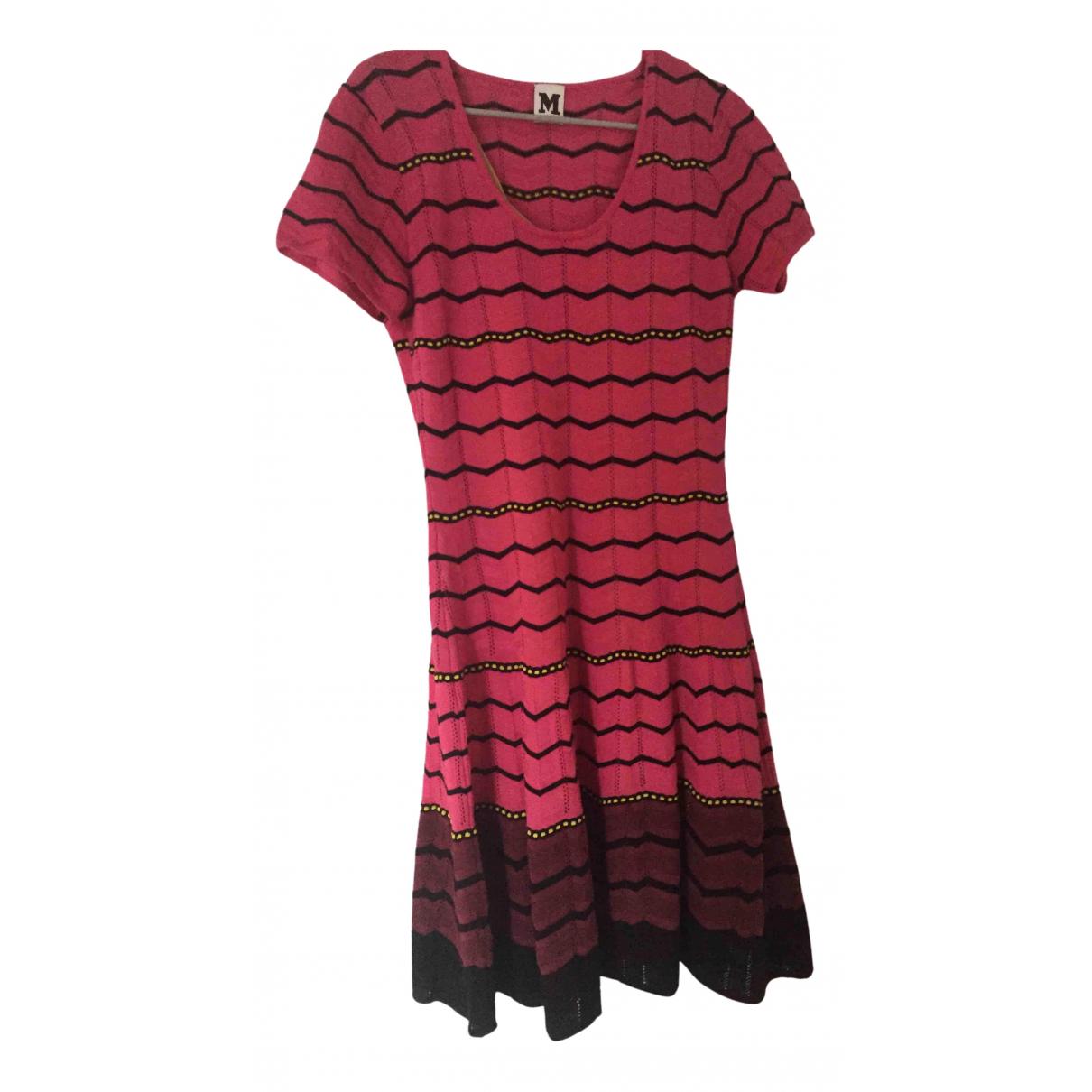 M Missoni \N Pink dress for Women 42 IT