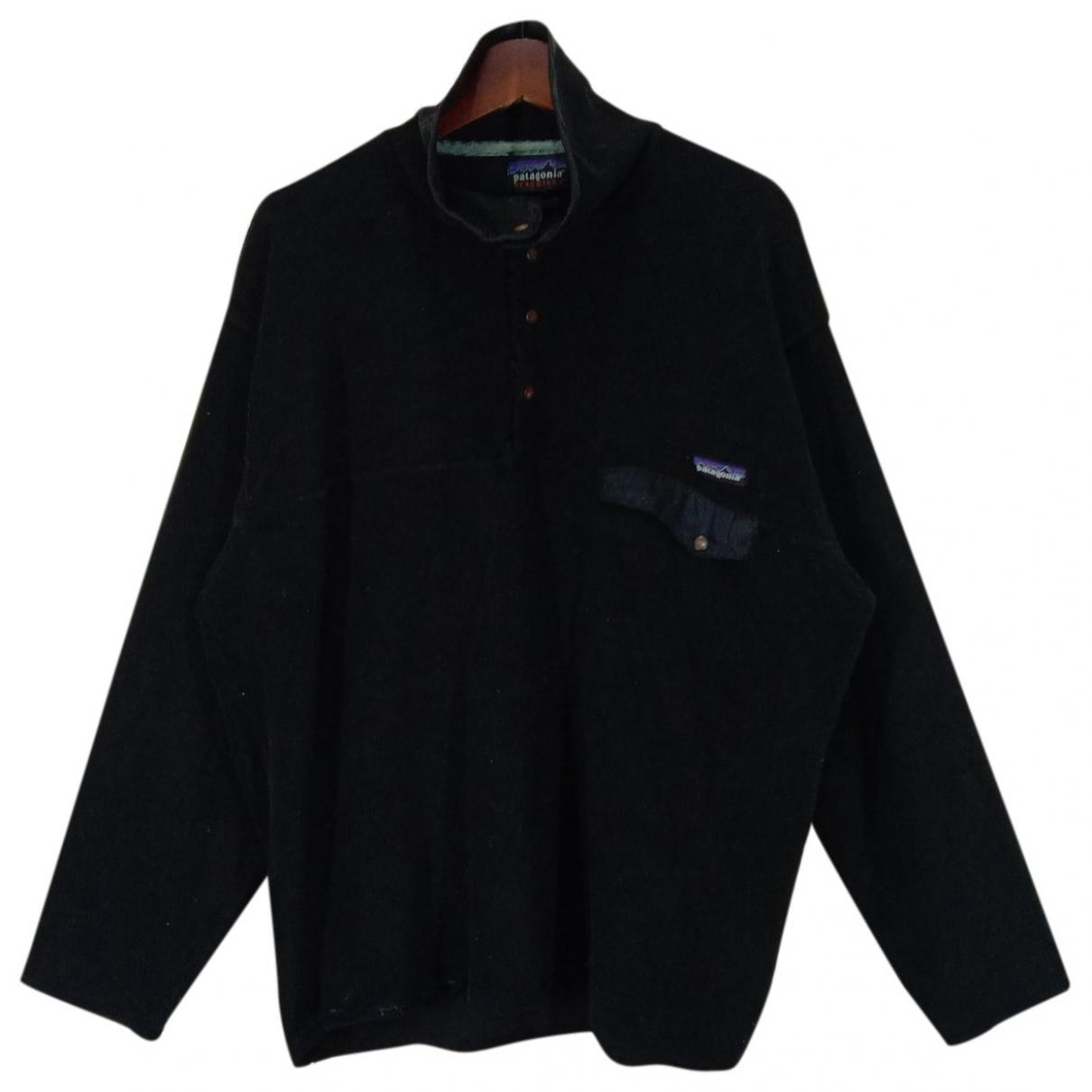 Patagonia \N Black jacket  for Men L International