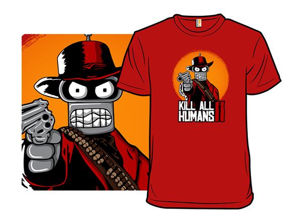 Red Dead Redemption T Shirt