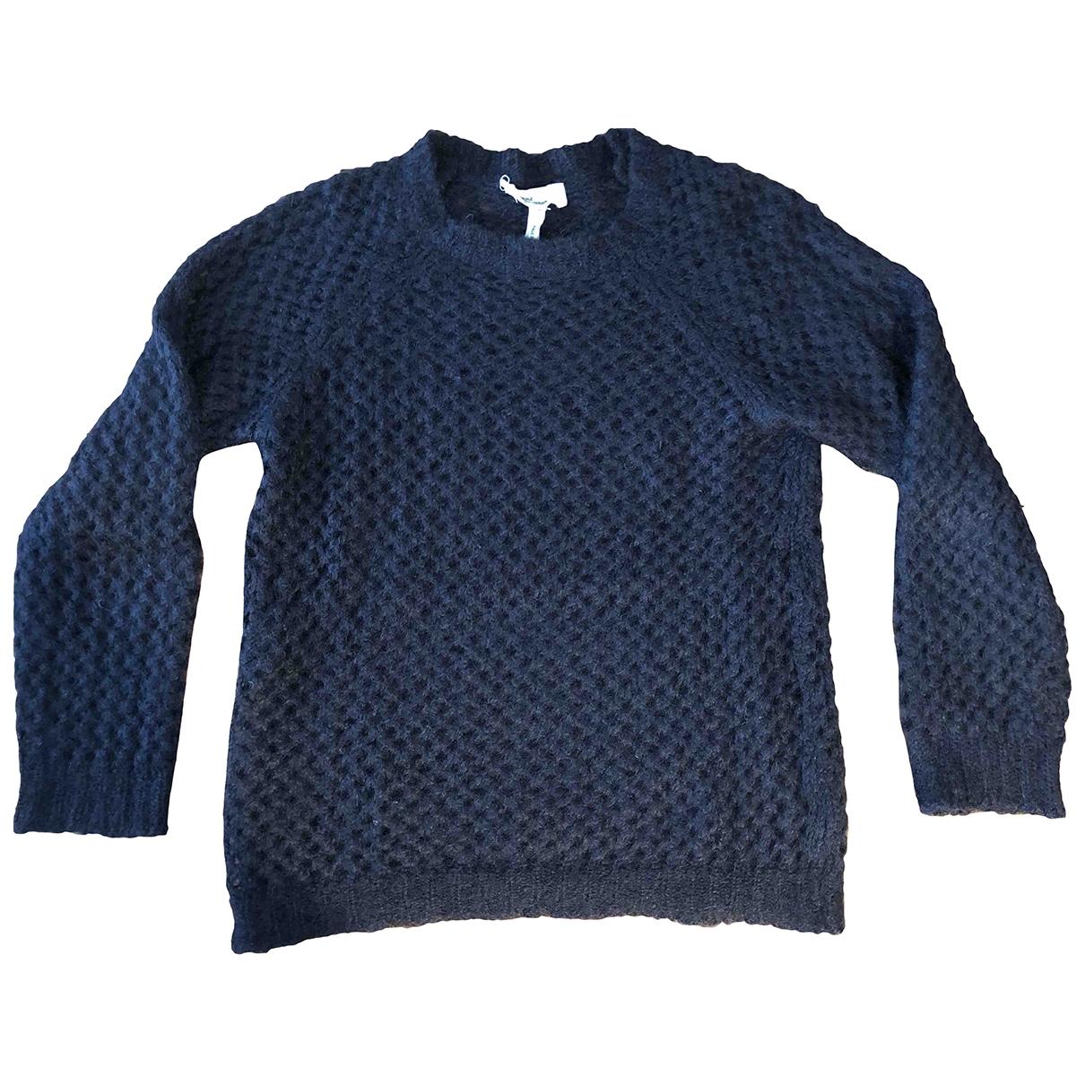 Isabel Marant Etoile \N Black Wool Knitwear for Women 0 0-5