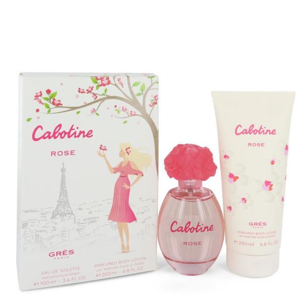 Cabotine Rose - Parfums Gres Estuche regalo 100 ML