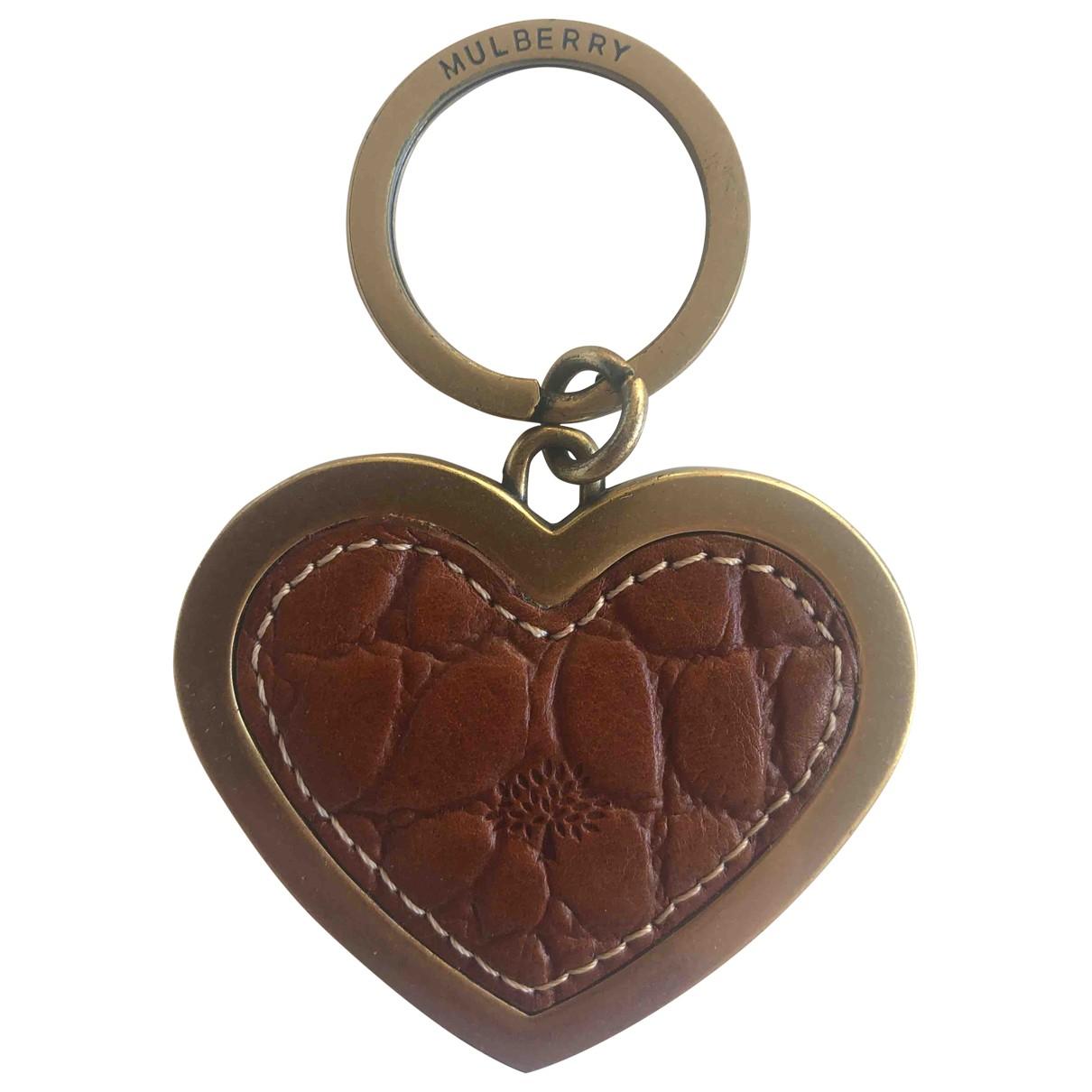 Mulberry \N Metallic Metal Bag charms for Women \N