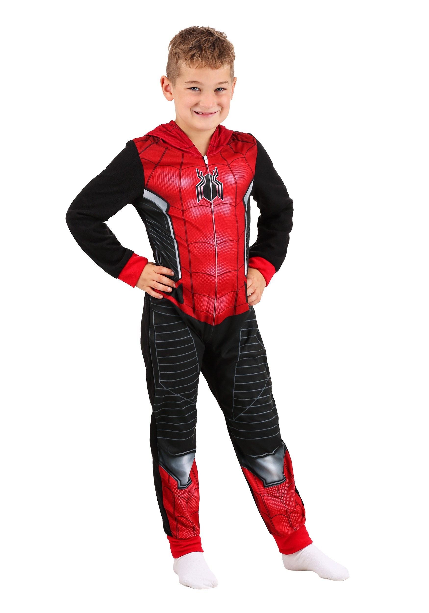 Spiderman Far From Home Union Suit for Kids