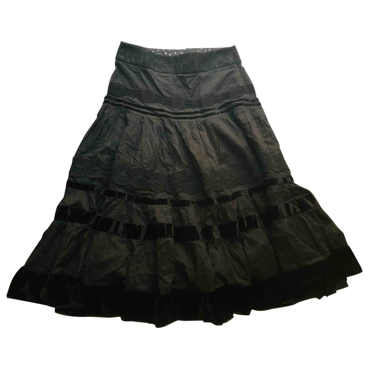 Antonio Marras - Jupe   pour femme en coton - noir