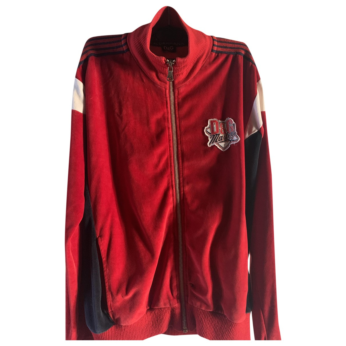 D&g \N Red Knitwear & Sweatshirts for Men L International