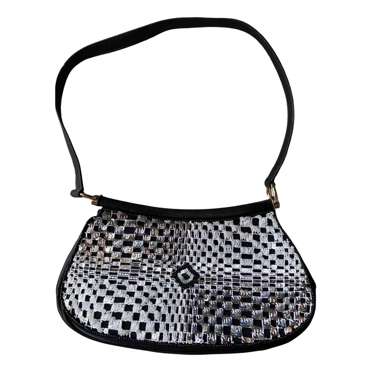 Escada \N Black Glitter handbag for Women \N