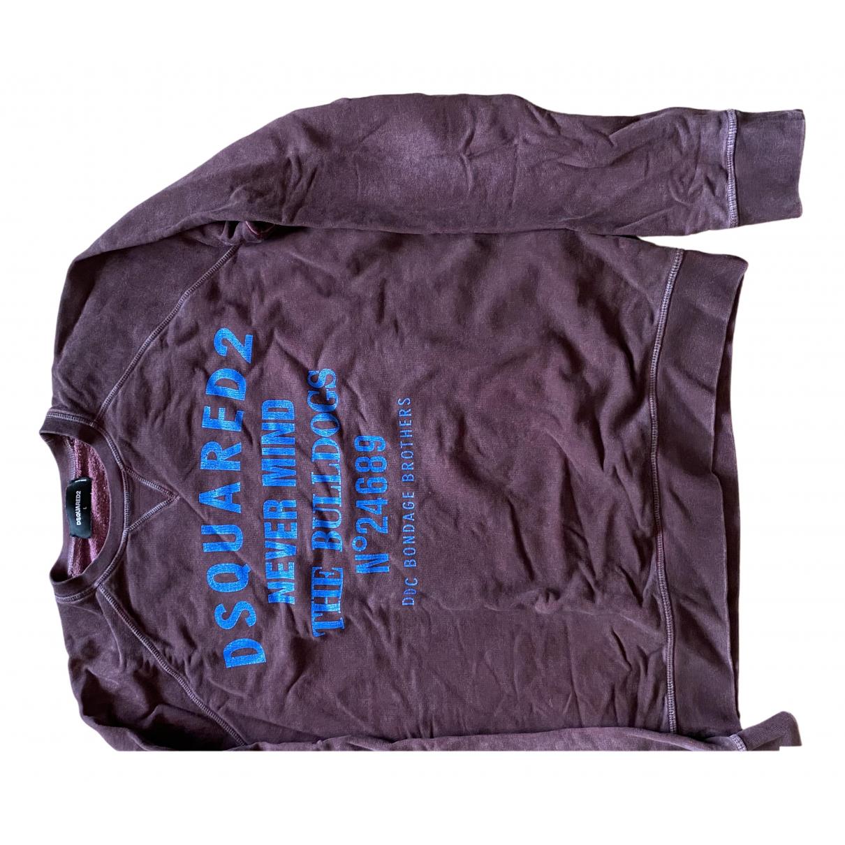 Dsquared2 \N Pullover.Westen.Sweatshirts  in Baumwolle