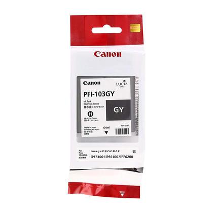 Canon PFI-103GY 2213B001AA réservoir d'encre originale grise