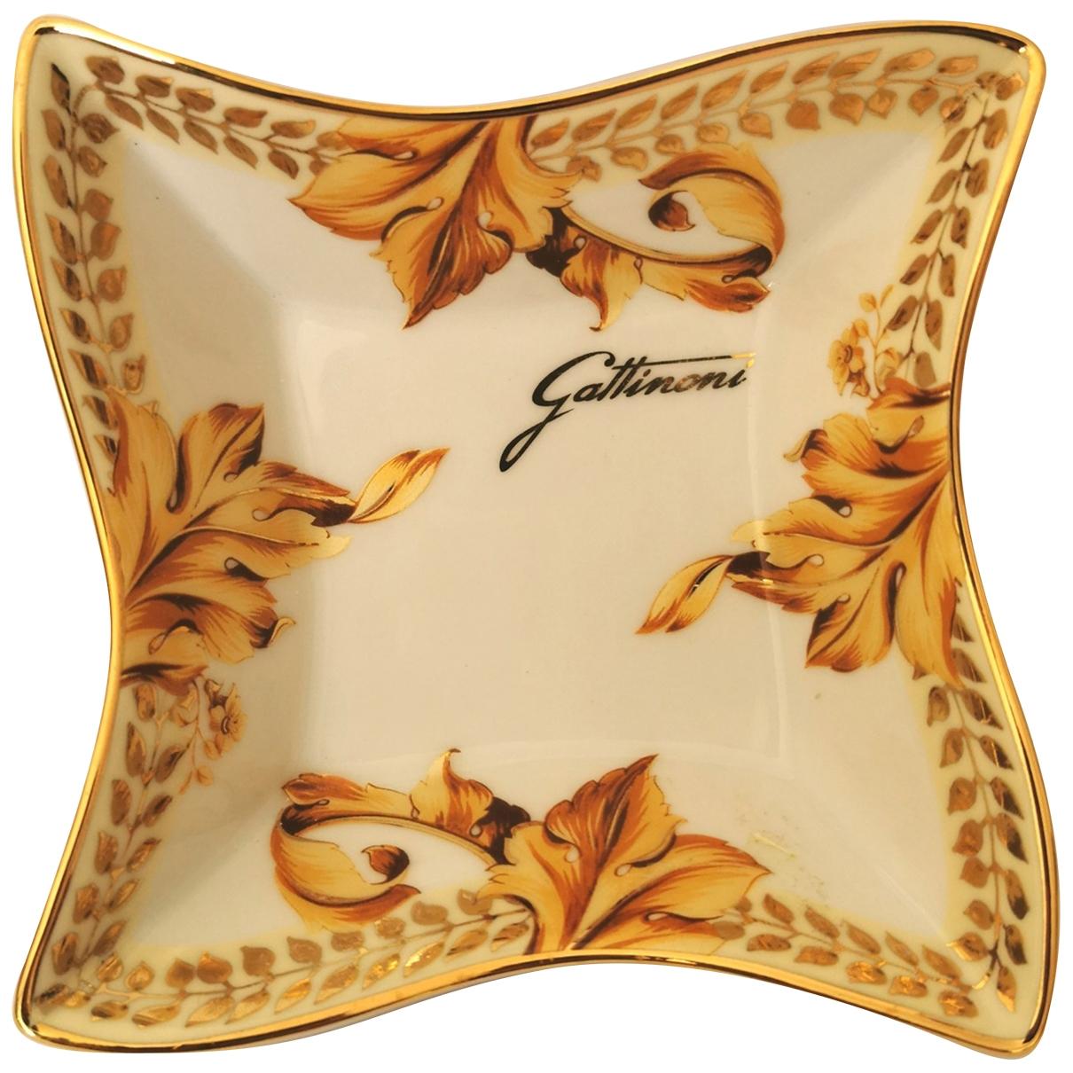 - Objets & Deco   pour lifestyle en porcelaine - dore