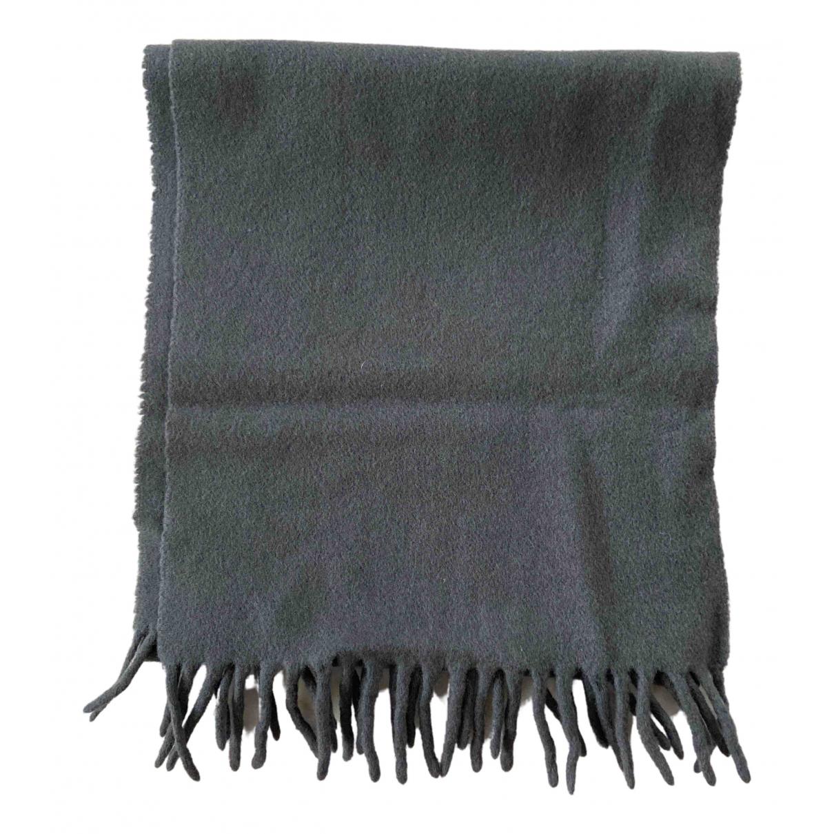 Valentino Garavani \N Tuecher, Schal in  Grau Wolle
