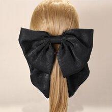 Haarklammer mit Schleife Design