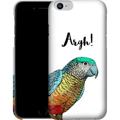 Apple iPhone 6s Plus Smartphone Huelle - Parrot Pirate von caseable Designs