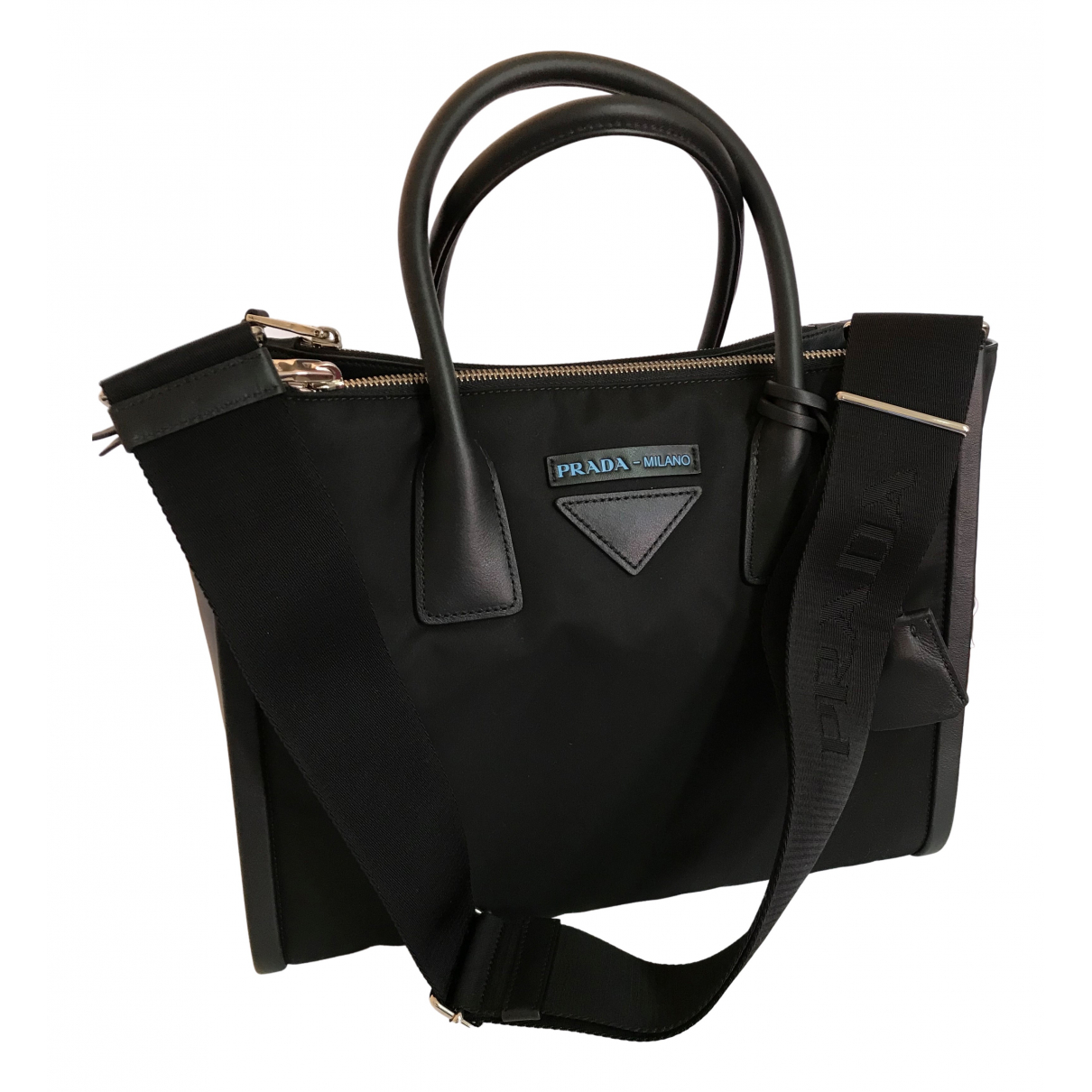 Prada Ouverture Black handbag for Women \N