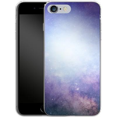 Apple iPhone 6s Plus Silikon Handyhuelle - Star Nebula von caseable Designs