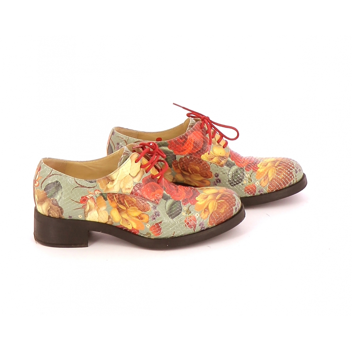 Free Lance \N Multicolour Leather Lace ups for Women 37 EU