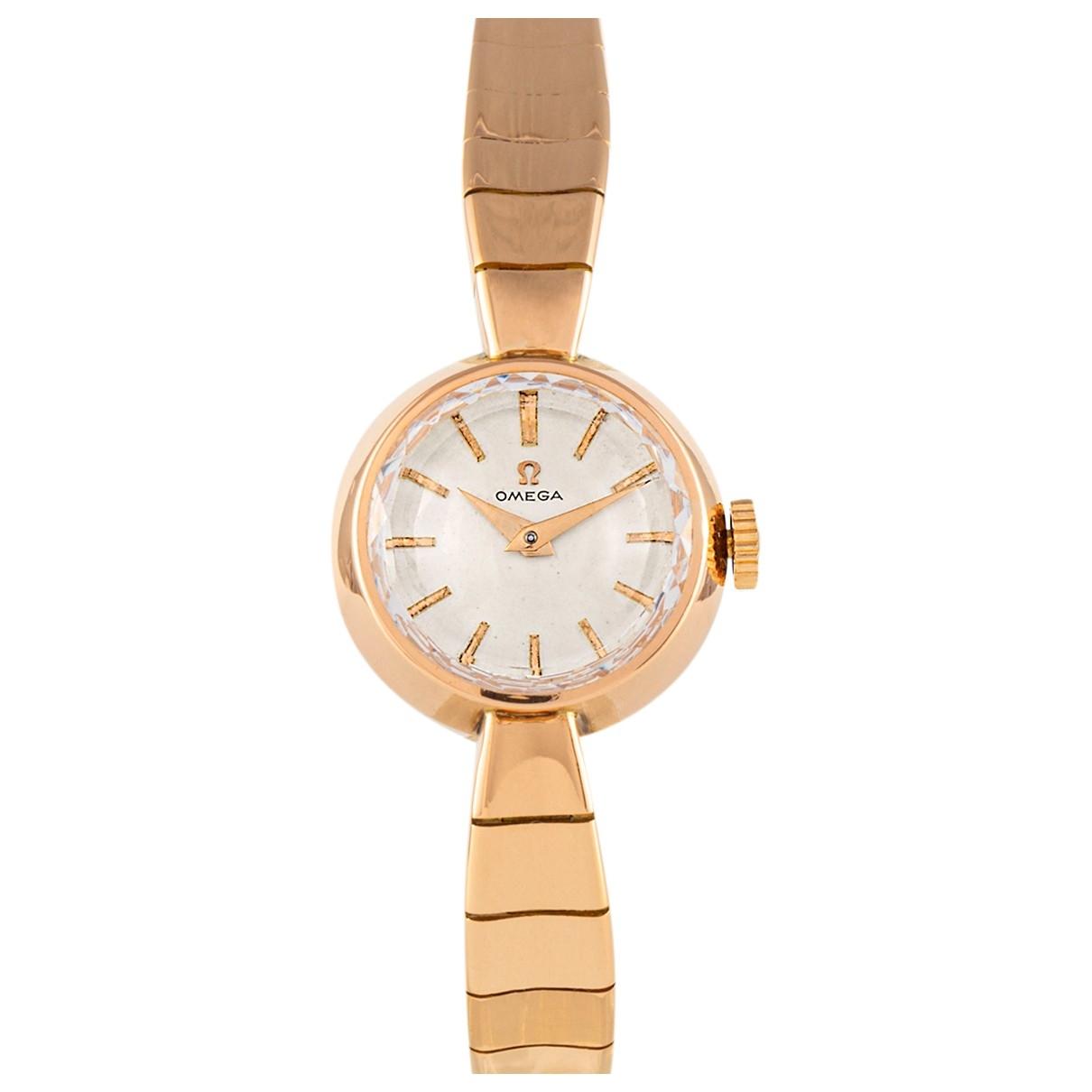Reloj de Oro amarillo Omega