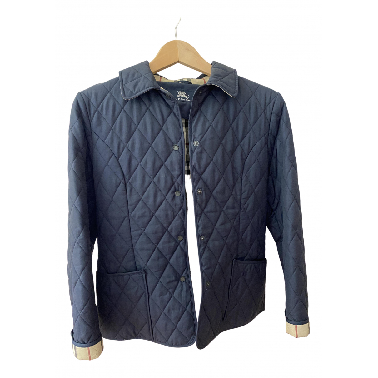 Burberry N Blue jacket & coat for Kids 12 years - XS FR