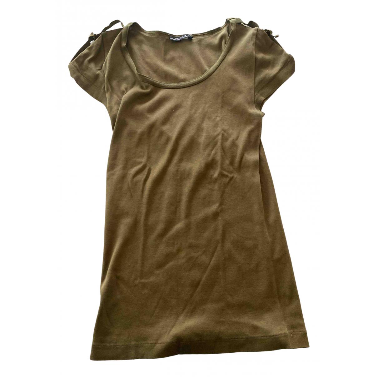 Strenesse - Top   pour femme en coton - kaki