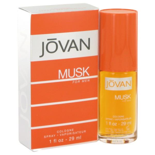 Jovan Musk - Jovan Eau de Cologne Spray 29 ML