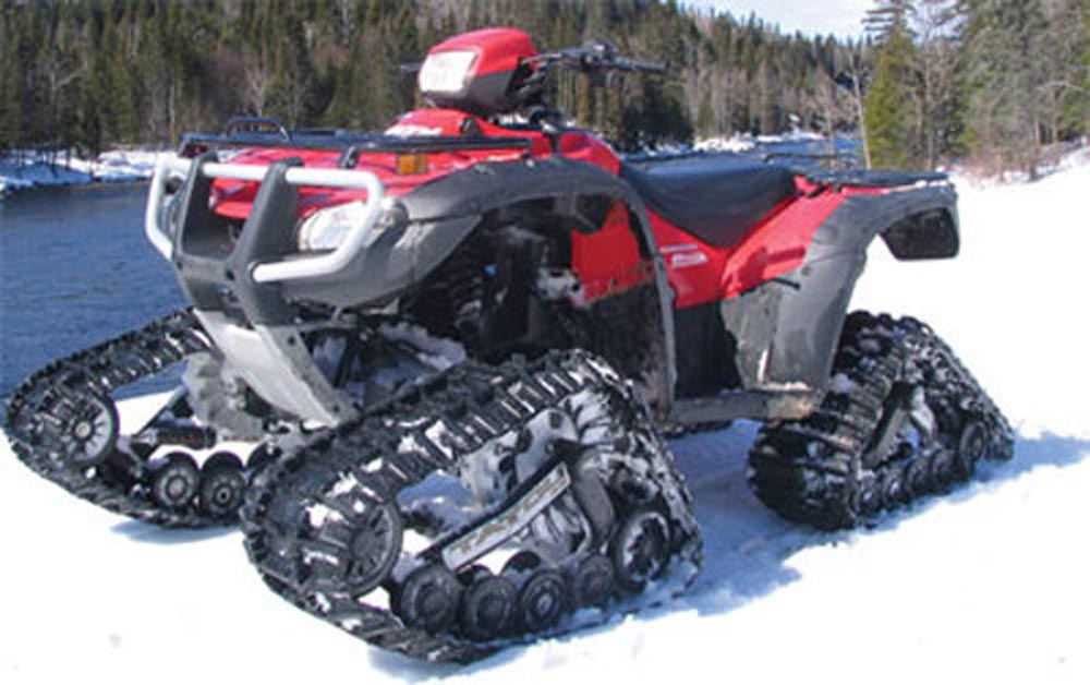 Camso 6622-01-4410 ATV Track Kit T4S