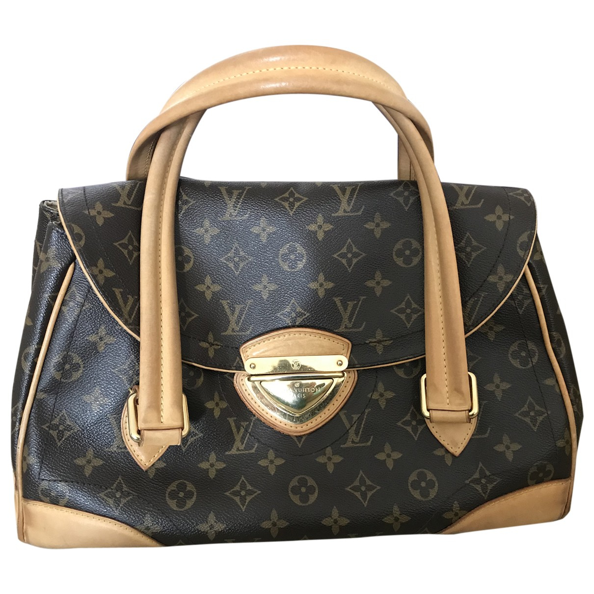 Bolso  Beverly de Lona Louis Vuitton