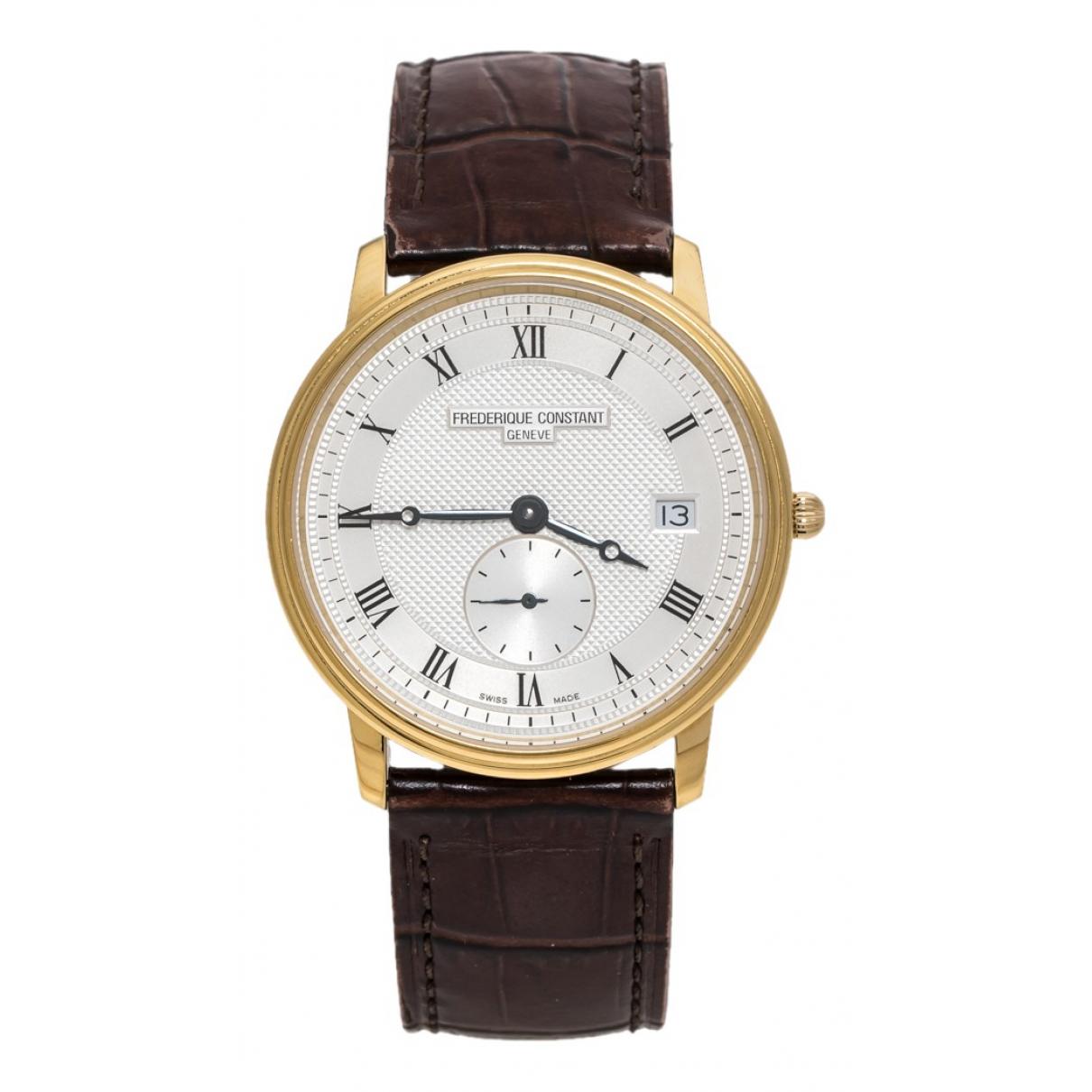 Relojes Classic Frederique Constant