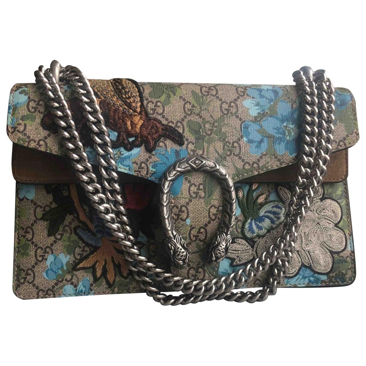 Gucci Dionysus Multicolour Cloth handbag for Women \N
