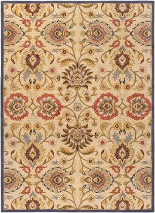 Caesar CAE-1116 10' x 14' Rectangle Traditional Rug in