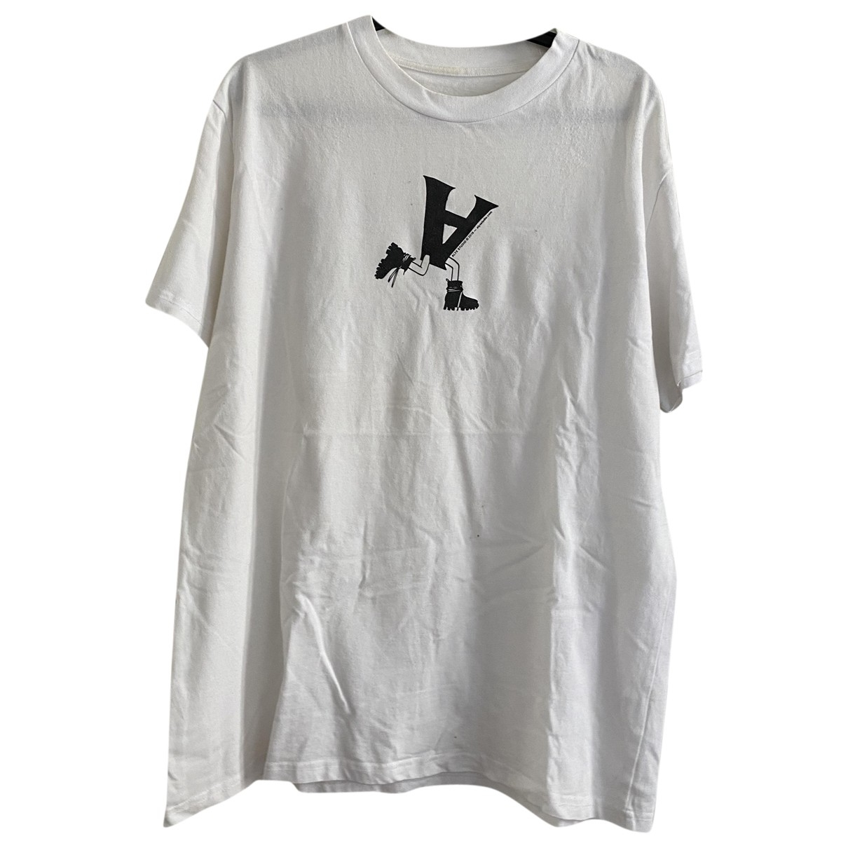 Alyx - Tee shirts   pour homme en coton - blanc