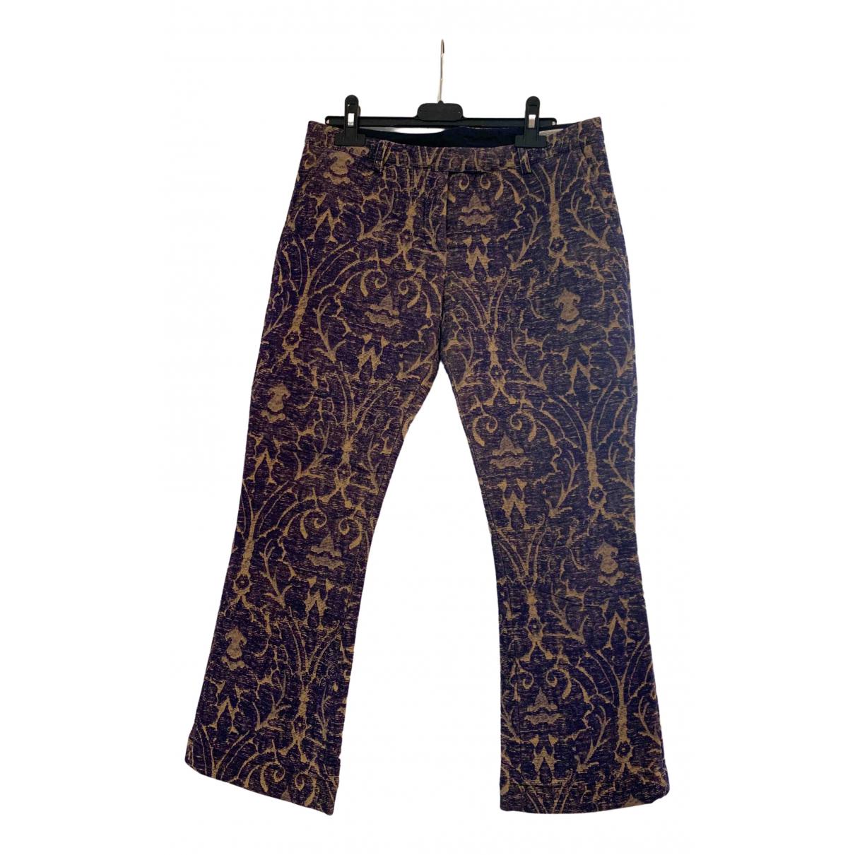 Douuod \N Trousers for Women 40 IT