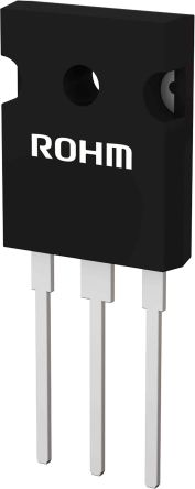 ROHM N-Channel MOSFET, 42 A, 600 V, 3-Pin TO-247G R6042JNZ4C13