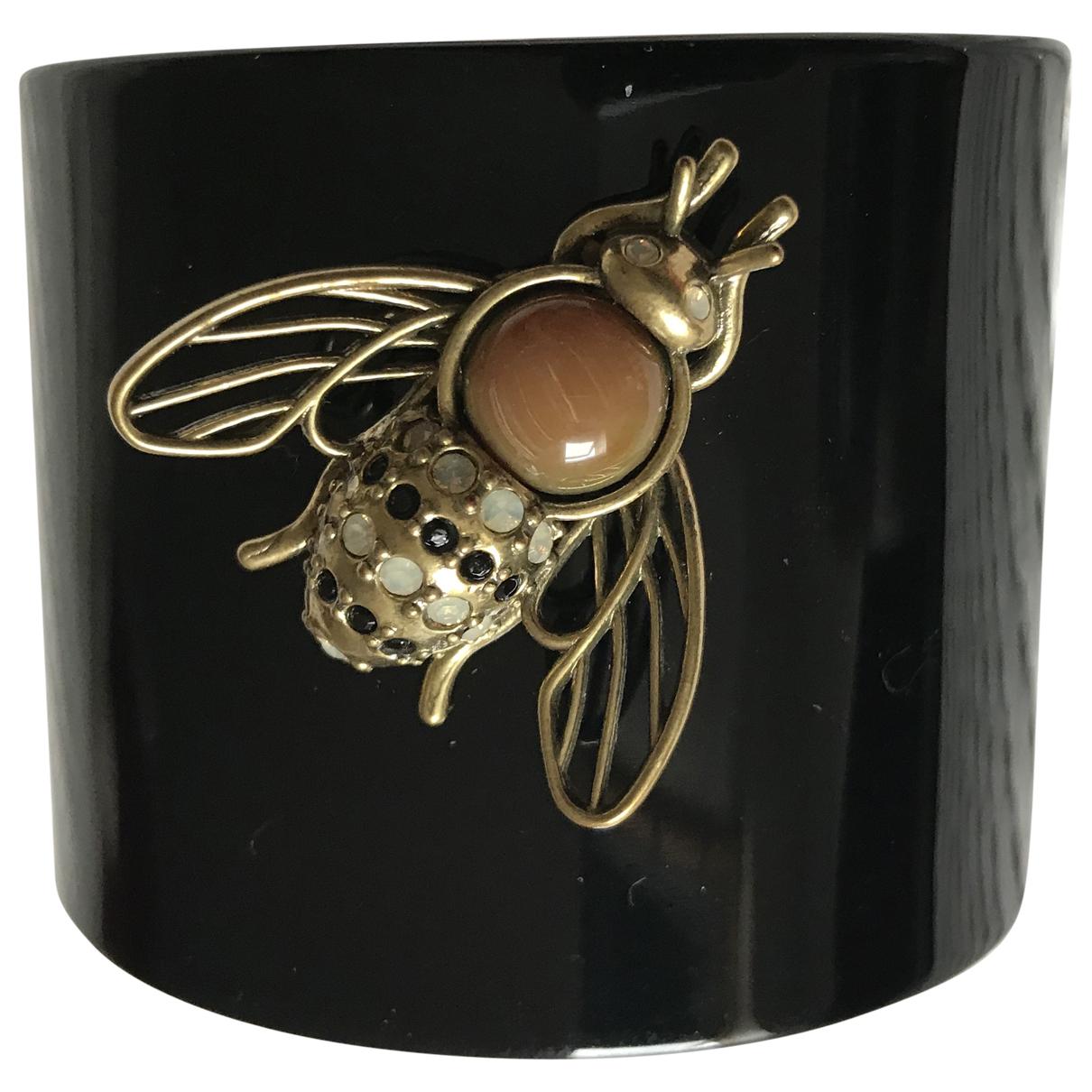 Jean Paul Gaultier - Bracelet   pour femme - noir