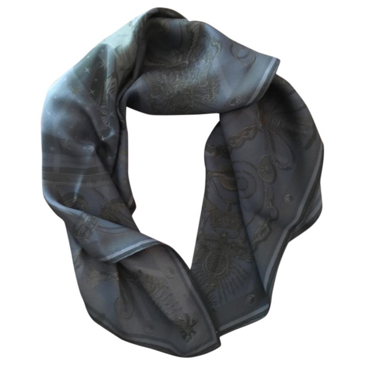 Pañuelo / bufanda Carre H 65 de Seda Hermes