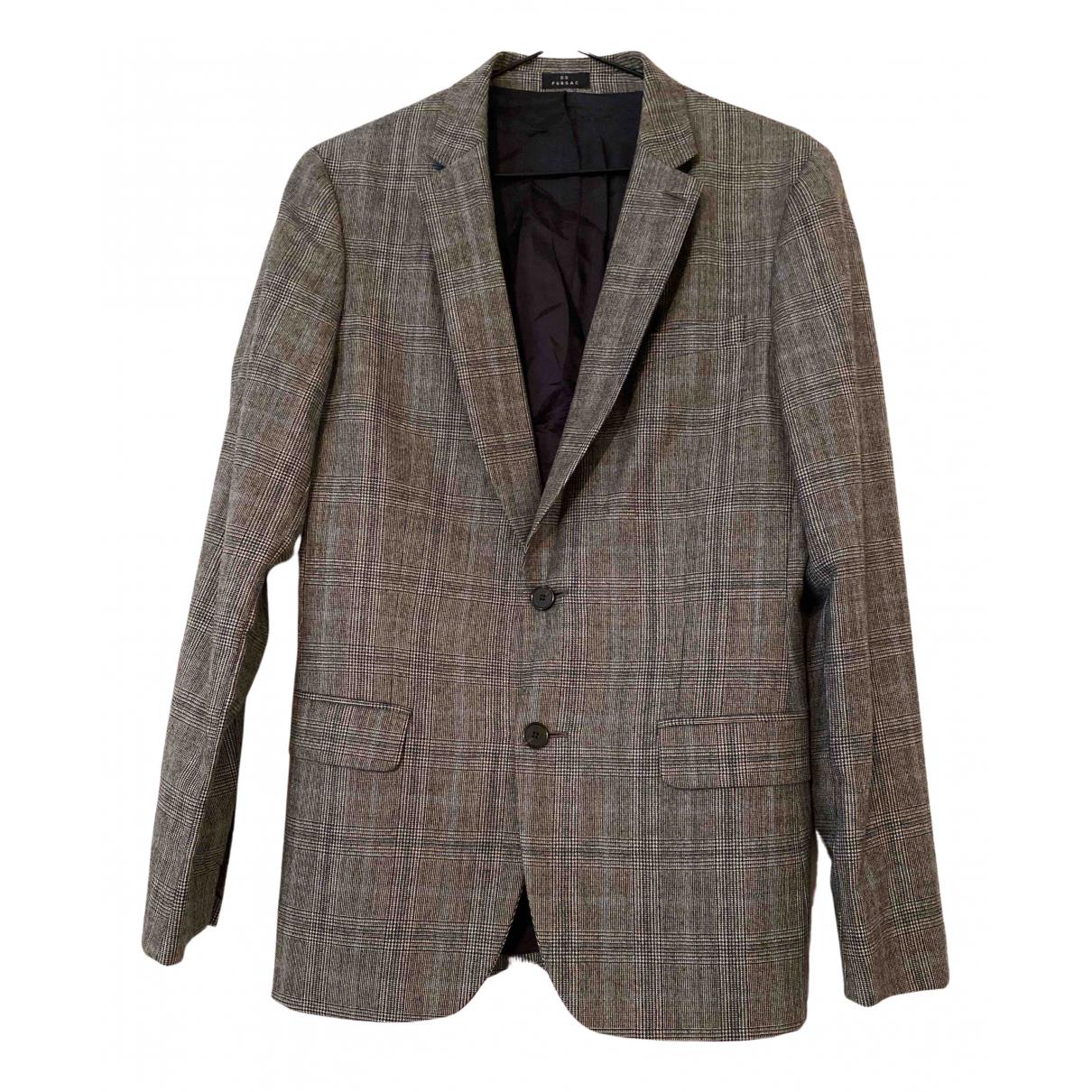 De Fursac - Costumes   pour homme en laine