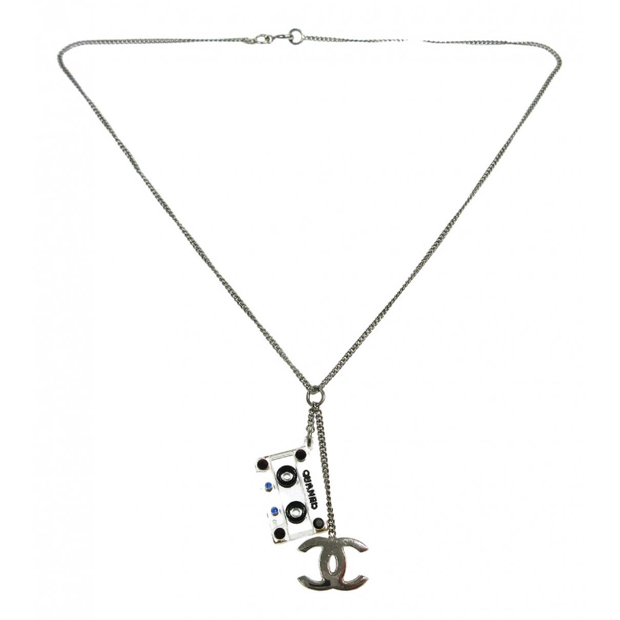 Chanel - Collier   pour femme en metal
