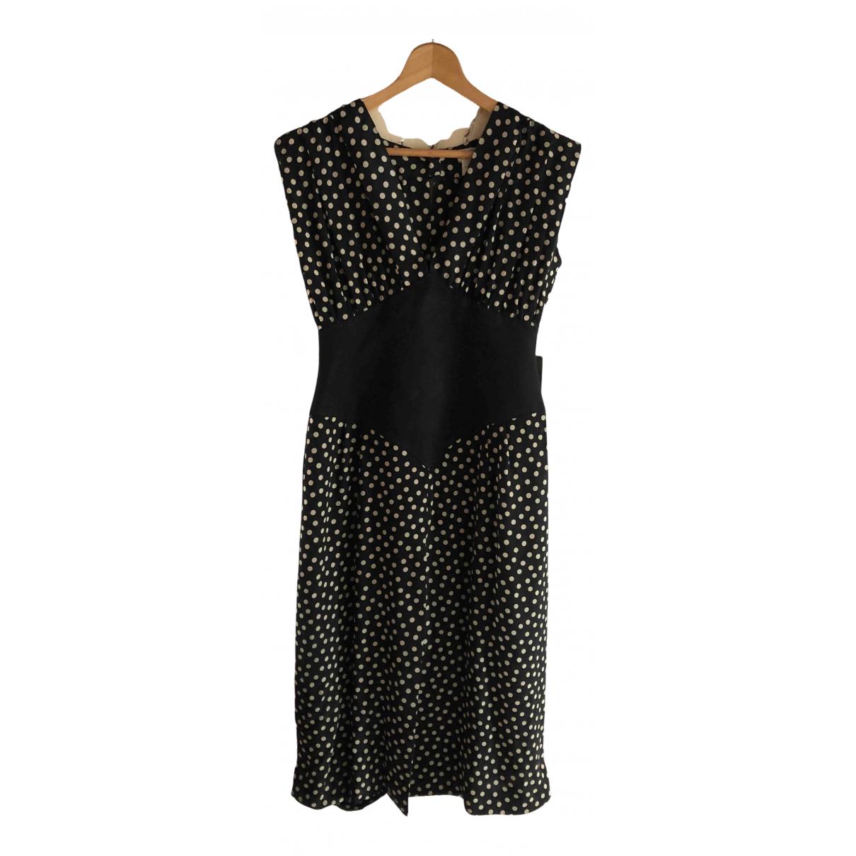 Yves Saint Laurent N Black dress for Women 44 IT
