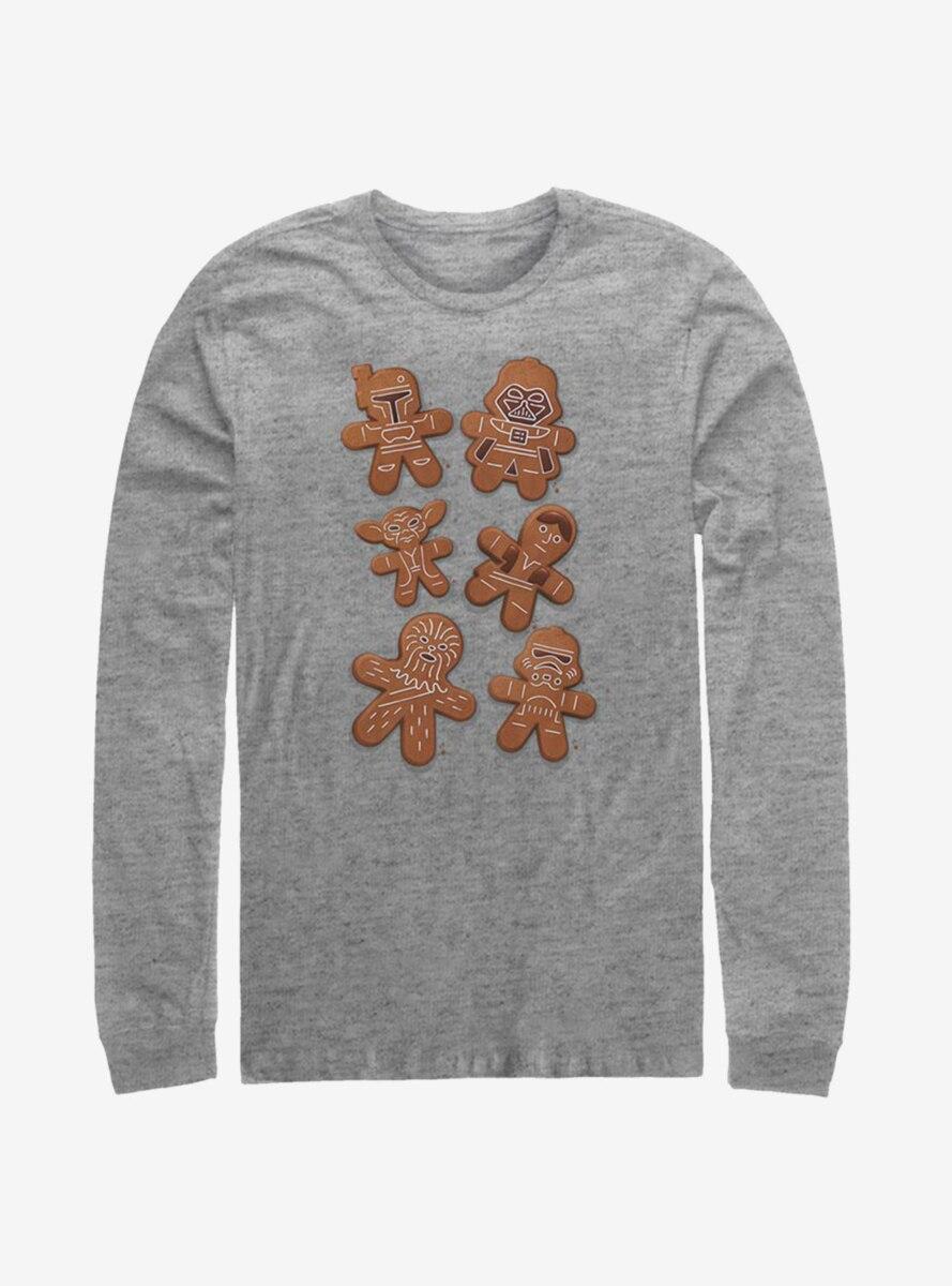 Star Wars Gingerbread Wars Long-Sleeve T-Shirt