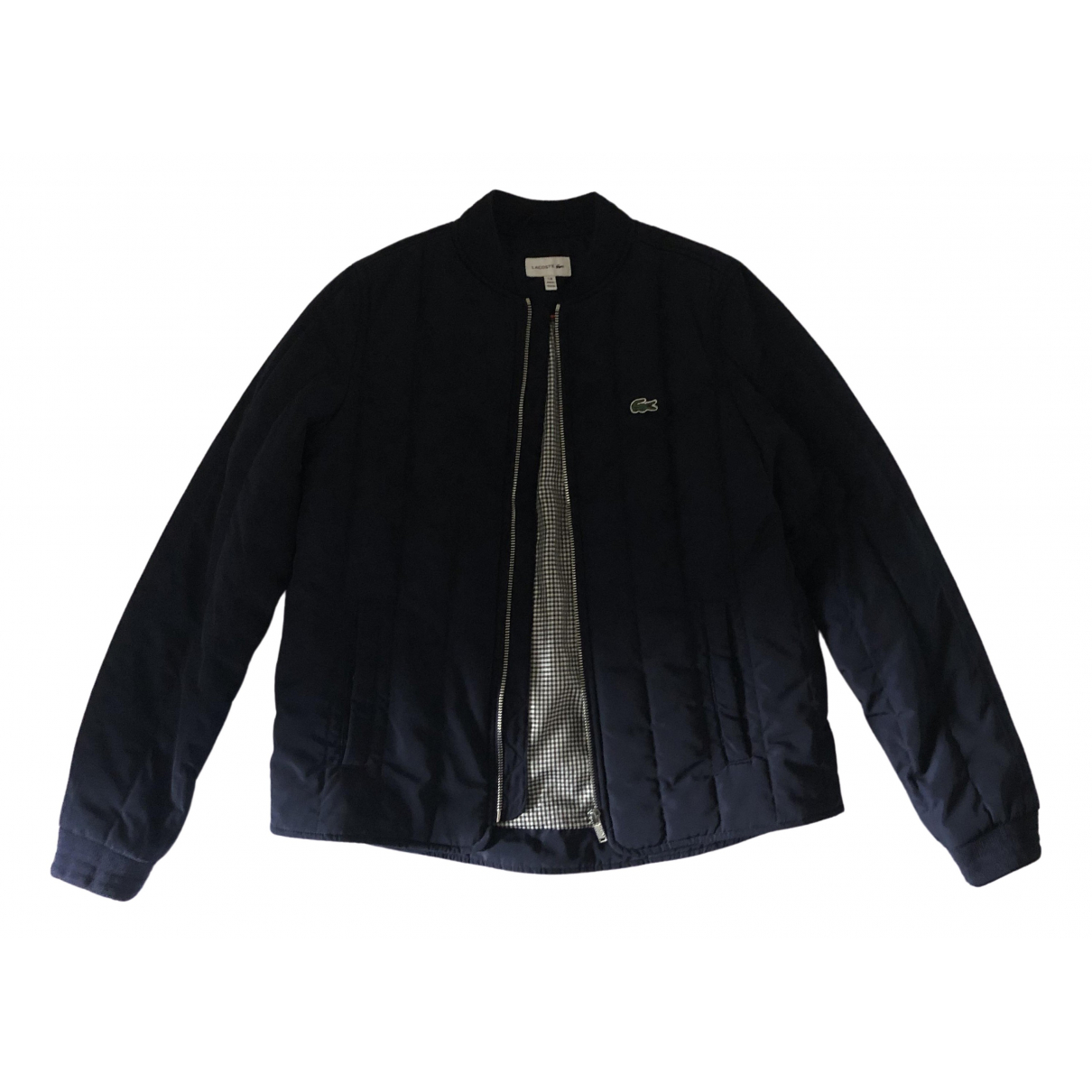 Lacoste \N Navy jacket & coat for Kids 14 years - S FR