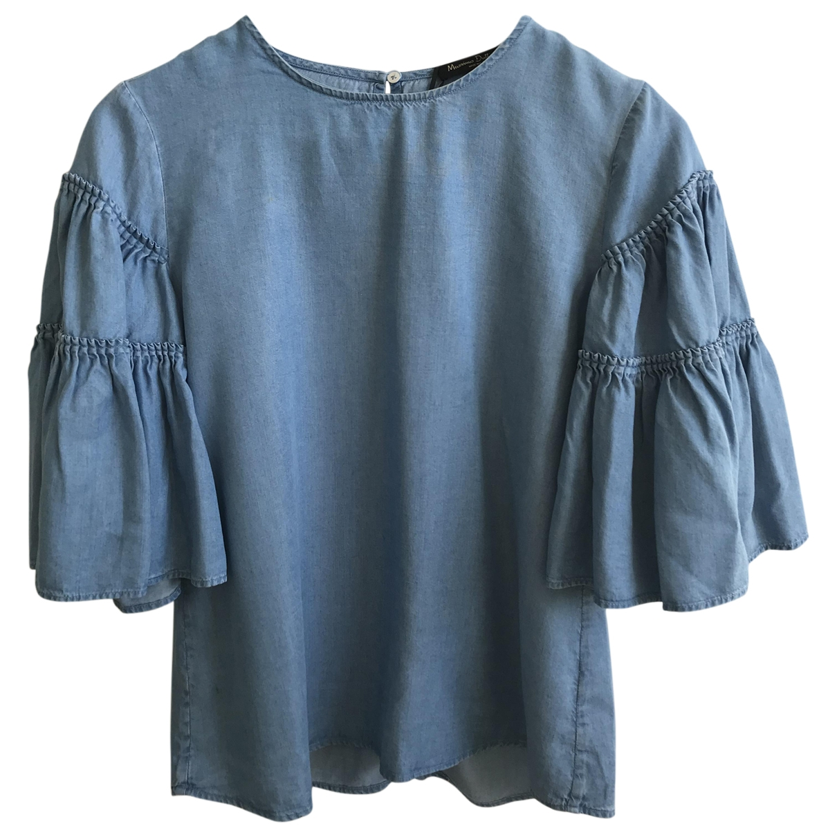 Massimo Dutti \N Blue  top for Women S International