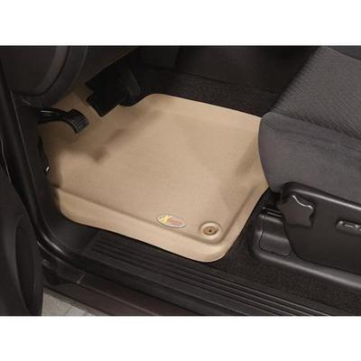 Nifty Catch-All Xtreme Front Floor Mat (Tan) - 406812
