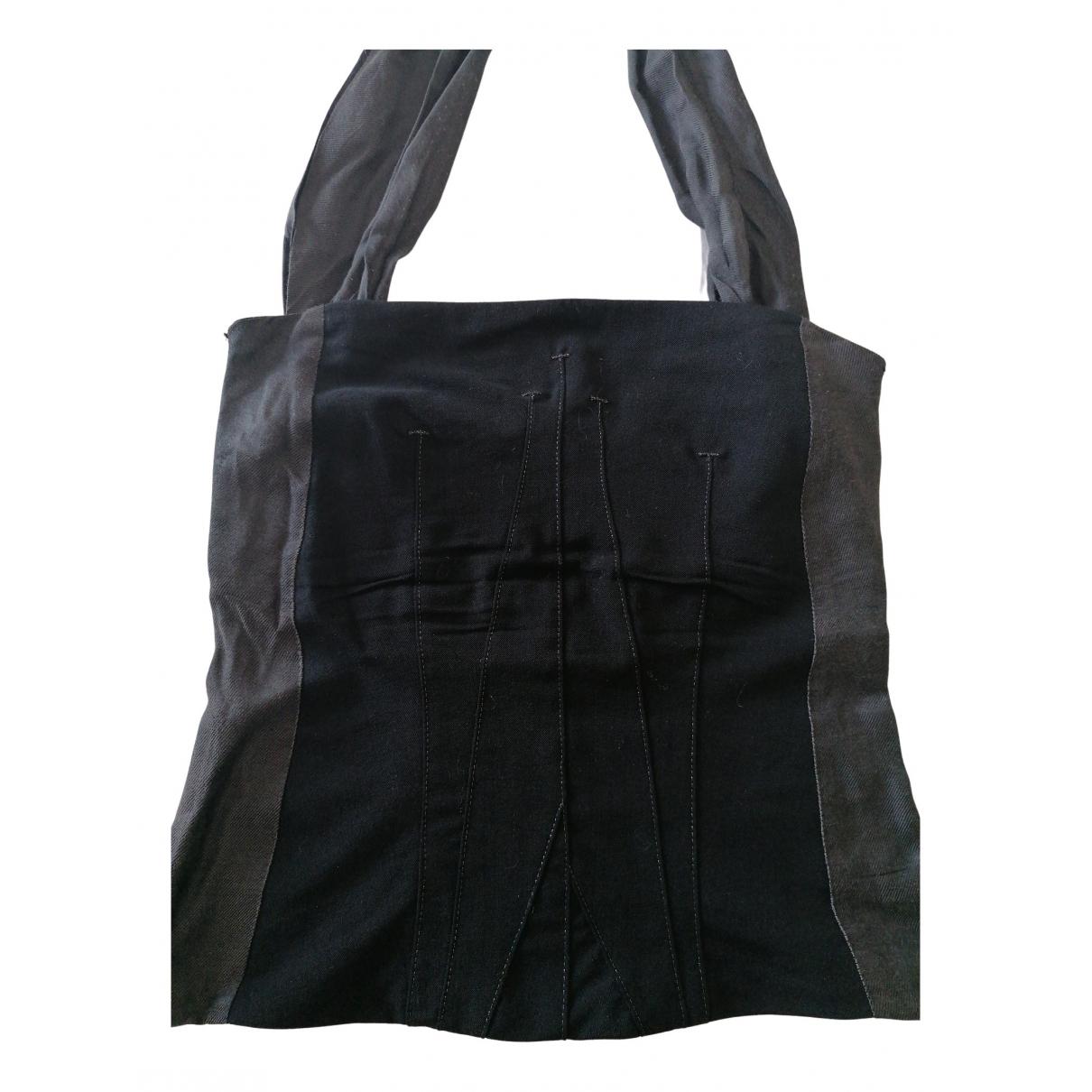 Pinko - Top   pour femme en laine - noir