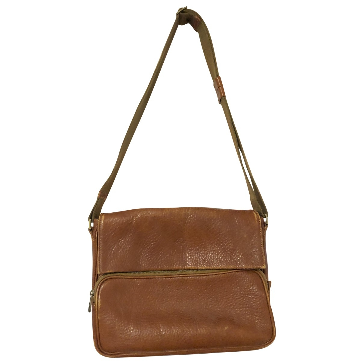Mulberry \N Brown Leather handbag for Women \N