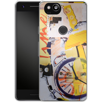 Google Pixel 2 Silikon Handyhuelle - Its Time For von Kaitlyn Parker