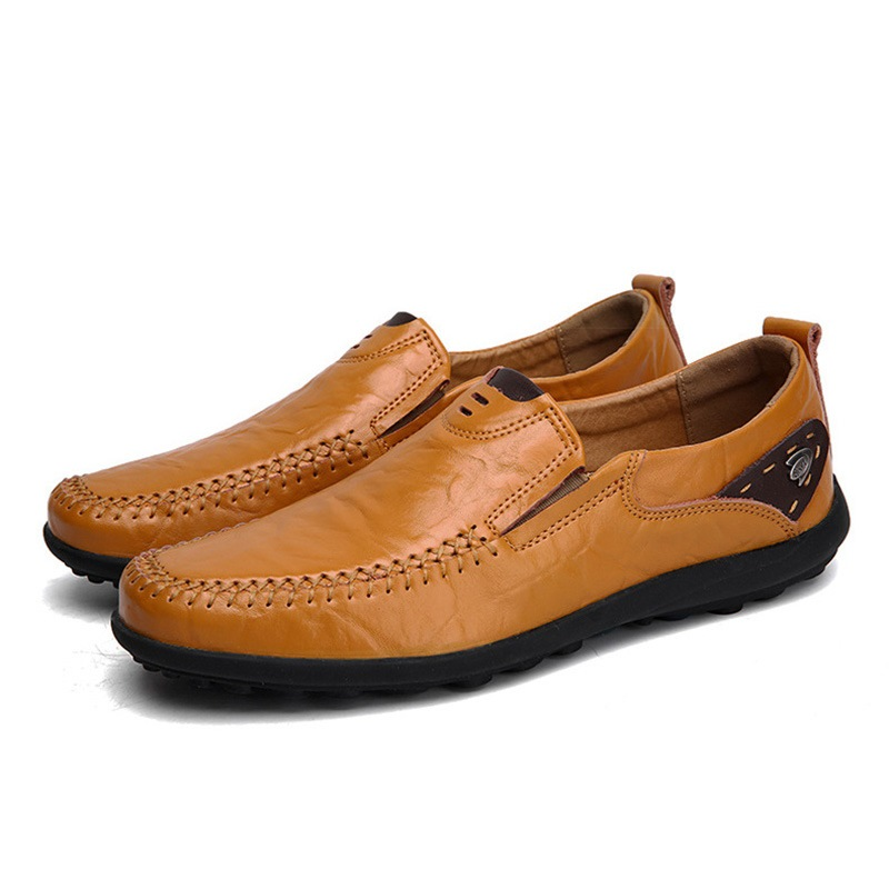 Ericdress Plain Low-Cut Upper Men's Shoes