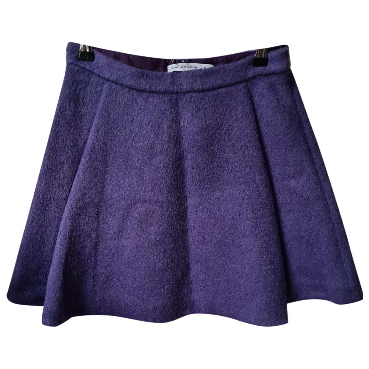 Mini falda de Lana & Other Stories